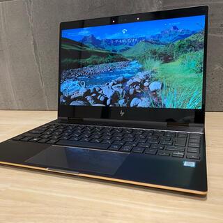 ヒューレットパッカード(HP)の【特別値下げ】ノートPC HP Spectre x360  core i7(ノートPC)
