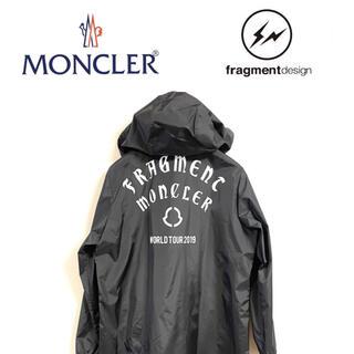 モンクレール(MONCLER)のモンクレール フラグメント ナイロンコート サイズ2 未使用品(ナイロンジャケット)