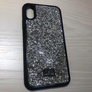 スワロフスキー(SWAROVSKI)のスワロフスキー iPhoneX ケース(iPhoneケース)