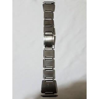 マルマン(Maruman)の商品NO.245ラグ幅18mm【新品・バネ棒付き】マルマン♪銀色金属ベルト(金属ベルト)