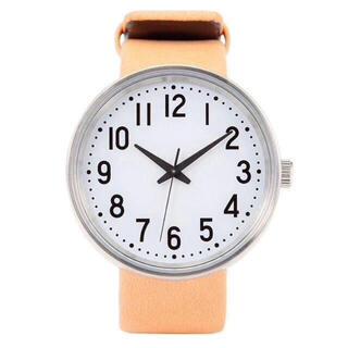 ムジルシリョウヒン(MUJI (無印良品))の【新品】MUJI WRIST WATCH(腕時計(アナログ))