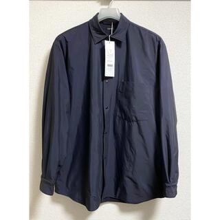COMOLI - COMOLI 20AW ナイロン シャツ ジャケット 3 コモリ