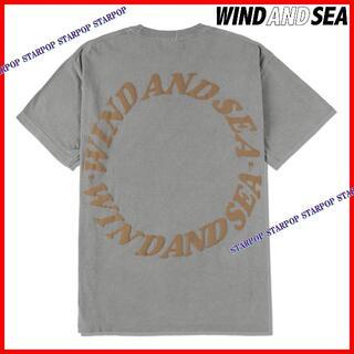 シー(SEA)のWIND AND SEA W&S BP-CIRCLE S-DYE T-SHIRT(Tシャツ/カットソー(半袖/袖なし))
