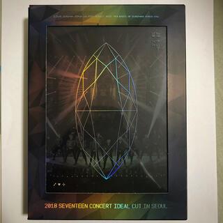 セブンティーン(SEVENTEEN)のSEVENTEEN IDEAL CUT IN SEOUL Blu-ray 特典付(アイドル)