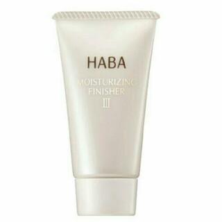 ハーバー(HABA)のHABA つや肌しっとりメイクIII 仕上用ジェル(その他)