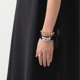 プティローブノアー(petite robe noire)の【美品】petite robe noire プティローブノアー ブレスレット(ブレスレット/バングル)