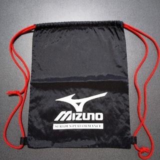 ミズノ(MIZUNO)のミズノシューズケース  スパイクケース  ミズノナップサック         (記念品/関連グッズ)