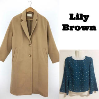 Lily Brown - 【Lilly brown】チェスターコート ブラウス 福袋