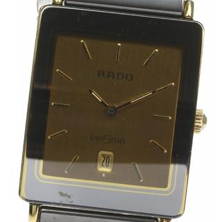 ラドー(RADO)のラドー ダイアスター デイト 160.0281.3N ボーイズ 【中古】(腕時計(アナログ))
