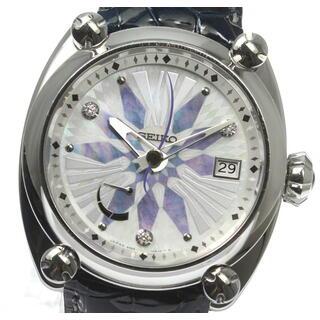 セイコー(SEIKO)の☆良品 セイコー ガランテ SBLA097/5R65-0AL0 メンズ 【中古】(腕時計(アナログ))
