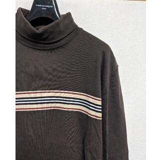 バーバリーブラックレーベル(BURBERRY BLACK LABEL)のバーバリー ブラックレーベル ハイネック カットソー ロンT(Tシャツ/カットソー(七分/長袖))