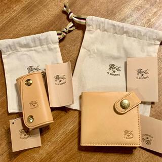 イルビゾンテ(IL BISONTE)の最終お値下げ⭐︎新品 セット  IL bisonte 財布 キーケース(キーケース)