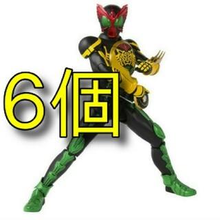 バンダイ(BANDAI)の6個セット 仮面ライダーオーズ (真骨彫製法) タトバ コンボ(キャラクターグッズ)