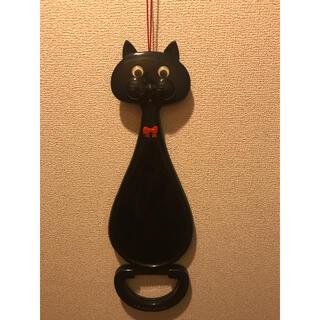 期間限定‼︎猫タオル掛け(タオル/バス用品)