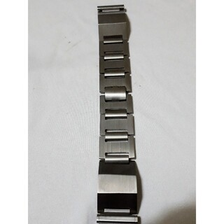 マルマン(Maruman)の商品NO.246♪ラグ幅20mm【新品】マルマン♪シルバー色・金属ベルト(金属ベルト)