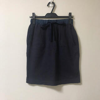 プラステ(PLST)のPLST プラステ スウェットスカート(ひざ丈スカート)