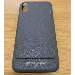 ユナイテッドアローズ(UNITED ARROWS)のiPhone x.xsスマホカバー(iPhoneケース)