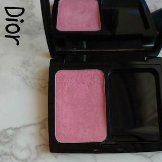 クリスチャンディオール(Christian Dior)のディオールブラッシュ♡846ラッキー ピンク(チーク)