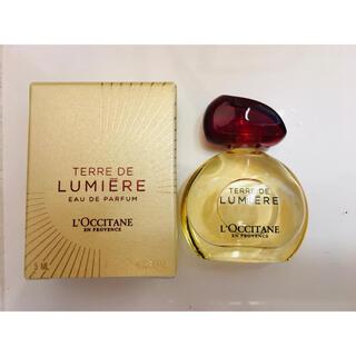ロクシタン(L'OCCITANE)の新品未使用 ロクシタン テール ド ルミエール オードパルファム 5ml(香水(女性用))