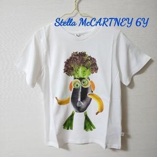 ステラマッカートニー(Stella McCartney)の【新品】Stella McCARTNEY ミートフリーモンスターTシャツ 6Y(Tシャツ/カットソー)