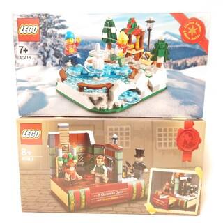 レゴ(Lego)のLEGO 40410 & 40416 セット(積み木/ブロック)