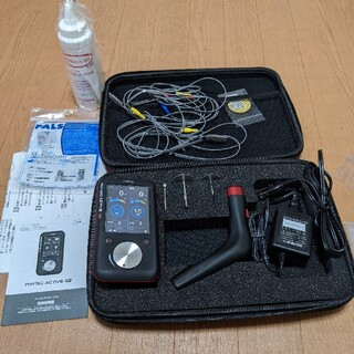 サカイ(sacai)のフィジオアクティブHV  酒井医療㈱ 低周波 治療 筋トレ(マッサージ機)