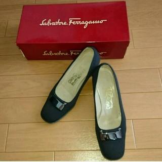 サルヴァトーレフェラガモ(Salvatore Ferragamo)の【な~み様専用】フェラガモ 靴(ハイヒール/パンプス)