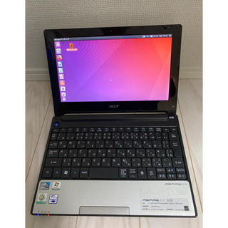 Acer - Acerノートパソコン aspire one
