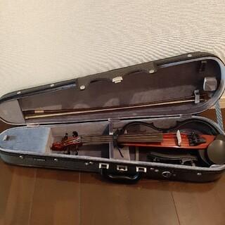 ヤマハ(ヤマハ)のhirosama専用 【美品】YAMAHA サイレントバイオリン SV120(ヴァイオリン)