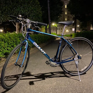 ジャイアント(Giant)のジャイアント エスケープR3 クロスバイクMサイズ(自転車本体)