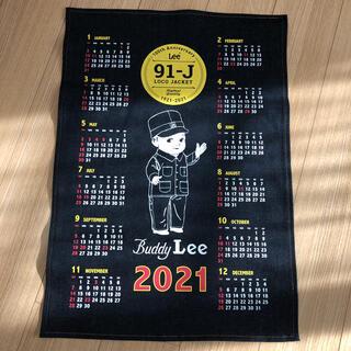 リー(Lee)のLEE Lee カレンダー デニム 2021(カレンダー/スケジュール)