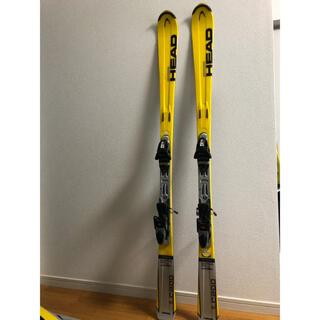 ヘッド(HEAD)のHEAD スキー 162cm(板)