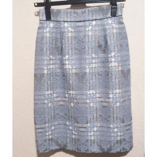 アプワイザーリッシェ(Apuweiser-riche)の新品未使用⭐️アプワイザーリッシェ 大人気タイトスカート(ひざ丈スカート)