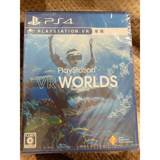プレイステーションヴィーアール(PlayStation VR)のPS4 VR WORLDS (家庭用ゲームソフト)
