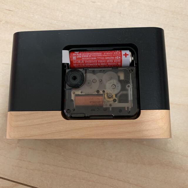 カメラ時計 KSW-CPC-01 カメラのキタムラ インテリア/住まい/日用品のインテリア小物(置時計)の商品写真