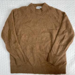 フリークスストア(FREAK'S STORE)のFREAK'S STORE セーター メンズ ブラウン M(ニット/セーター)