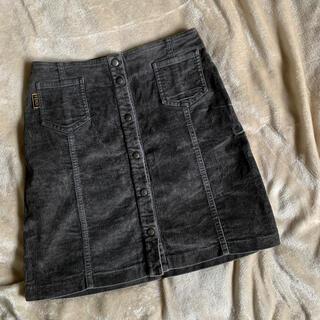 フェンディ(FENDI)のFENDI 台形スカート(ミニスカート)