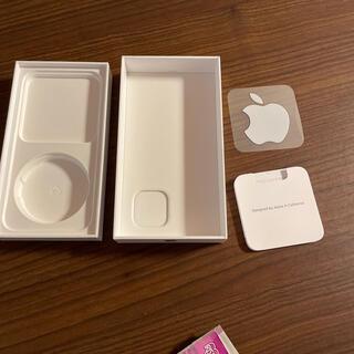 アイフォーン(iPhone)のiPhone12 箱のみ ホワイト 128GB(その他)