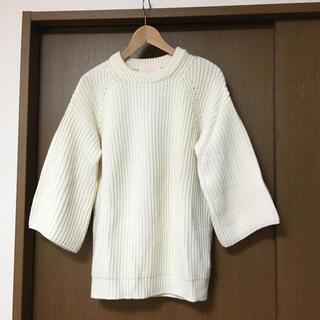 エミアトリエ(emmi atelier)の NERGY ナージー ニット セーター   サイズ M(ニット/セーター)