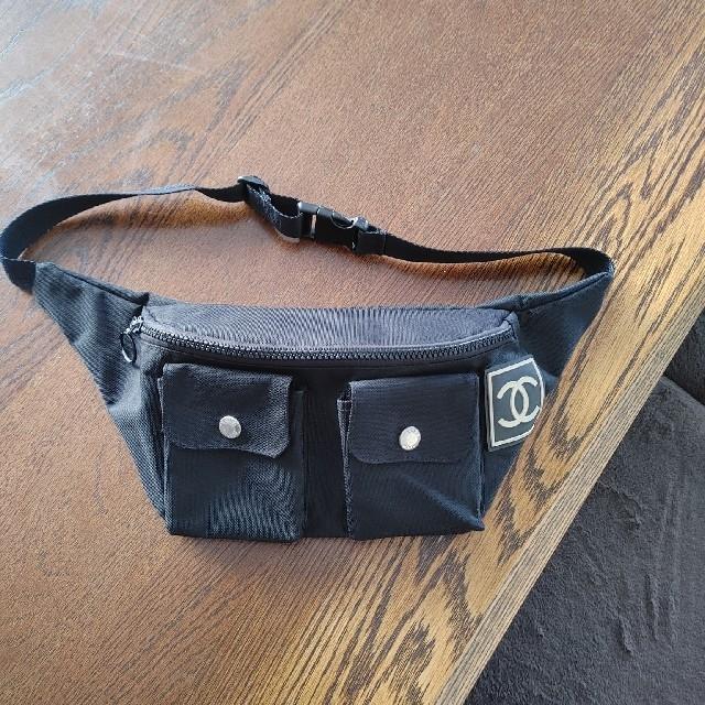 CHANEL(シャネル)のCHANEL ウエストバッグ ノベルティ レディースのバッグ(ボディバッグ/ウエストポーチ)の商品写真