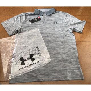 UNDER ARMOUR - アンダーアーマー ポロシャツ  スポーツウェア ヒートギア