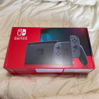 ニンテンドースイッチ(Nintendo Switch)のNintendo Switch 本体【Joy-Con(L)/(R) グレー】(家庭用ゲーム機本体)