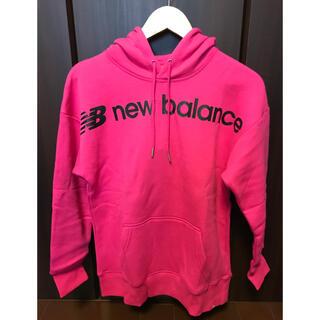 ニューバランス(New Balance)のNB スポーツスタイルオプティックスフーディー Mサイズ(パーカー)