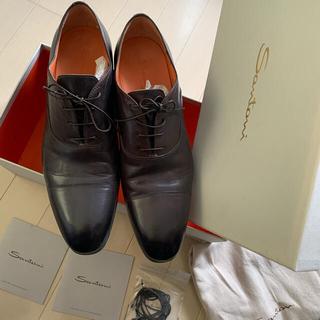 サントーニ(Santoni)のSantoni サントーニ レースアップ シューズ 靴 イタリア製 28cm 9(ドレス/ビジネス)