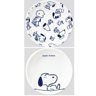 ユニクロ(UNIQLO)の長場雄 スヌーピー ユニクロ 豆皿 ピーナッツ(食器)