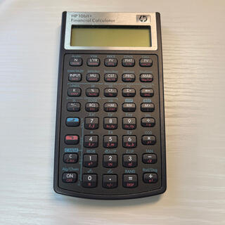 HP10bII+ Financial Calculator 電卓