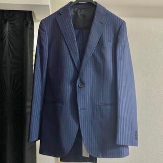 スーツカンパニー(THE SUIT COMPANY)のスーツカンパニー ストライプスーツ 2パンツ付き(セットアップ)