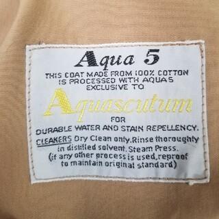 アクアスキュータム(AQUA SCUTUM)のAquascutum トレンチコート 写真確認用ページ(トレンチコート)