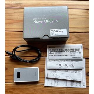 エヌイーシー(NEC)のAterm MP02LN  (PC周辺機器)