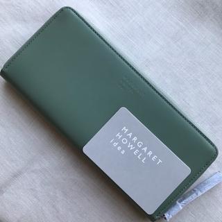 マーガレットハウエル(MARGARET HOWELL)の★新品★ MARGARET HOWELL 長財布(財布)